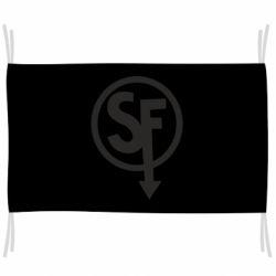 Прапор Logo Sally Face