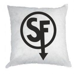 Подушка Logo Sally Face