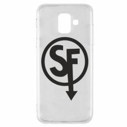 Чохол для Samsung A6 2018 Logo Sally Face