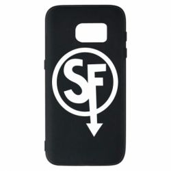 Чохол для Samsung S7 Logo Sally Face