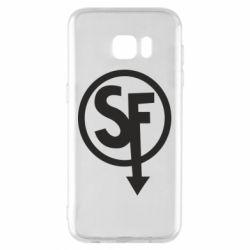Чохол для Samsung S7 EDGE Logo Sally Face