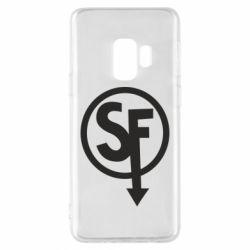 Чохол для Samsung S9 Logo Sally Face