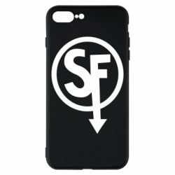 Чохол для iPhone 8 Plus Logo Sally Face