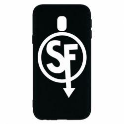 Чохол для Samsung J3 2017 Logo Sally Face