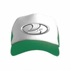 Детская кепка-тракер Logo vase