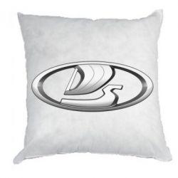 Подушка Logo vase