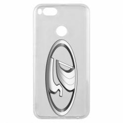 Чехол для Xiaomi Mi A1 Logo vase