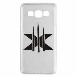 Чохол для Samsung A3 2015 Logo X-Men and Blades