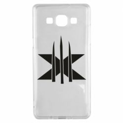 Чохол для Samsung A5 2015 Logo X-Men and Blades