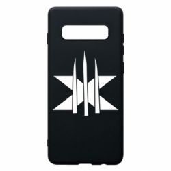 Чохол для Samsung S10+ Logo X-Men and Blades