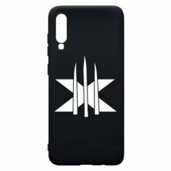 Чохол для Samsung A70 Logo X-Men and Blades
