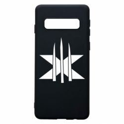 Чохол для Samsung S10 Logo X-Men and Blades