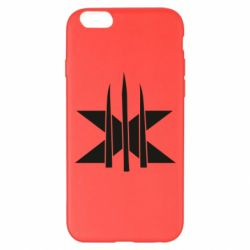 Чохол для iPhone 6 Plus/6S Plus Logo X-Men and Blades