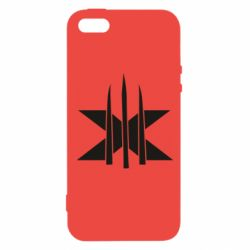 Чохол для iphone 5/5S/SE Logo X-Men and Blades