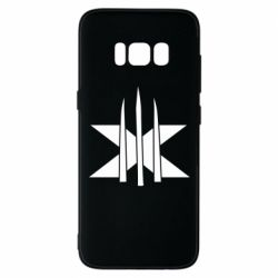 Чохол для Samsung S8 Logo X-Men and Blades