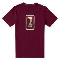 Чоловіча стрейчева футболка Logo
