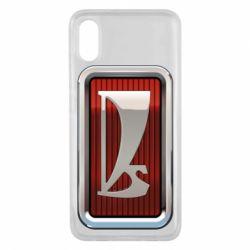Чохол для Xiaomi Mi8 Pro Logo