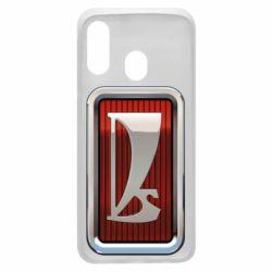 Чохол для Samsung A40 Logo