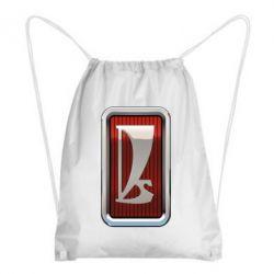 Рюкзак-мішок Logo