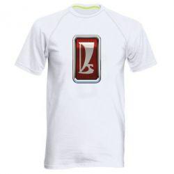 Мужская спортивная футболка Logo