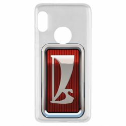Чохол для Xiaomi Redmi Note 5 Logo