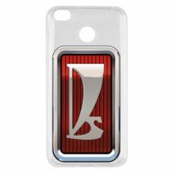Чохол для Xiaomi Redmi 4x Logo