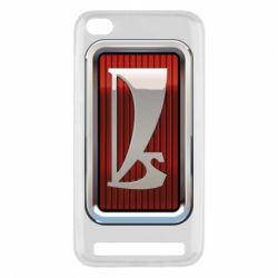 Чохол для Xiaomi Redmi 5a Logo