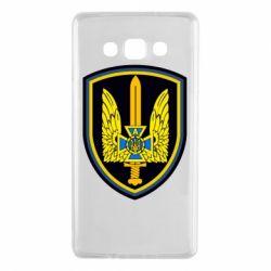 Чехол для Samsung A7 2015 Логотип Азов