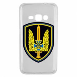 Чехол для Samsung J1 2016 Логотип Азов