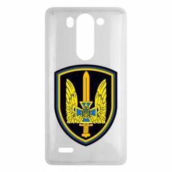 Чохол для LG G3 Mini/G3s Логотип Азов - FatLine