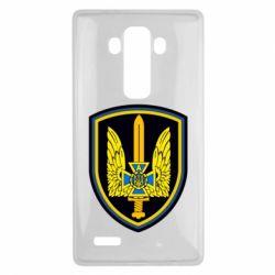 Чохол для LG G4 Логотип Азов - FatLine