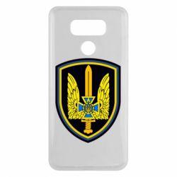 Чохол для LG G6 Логотип Азов - FatLine