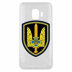 Чехол для Samsung J2 Core Логотип Азов