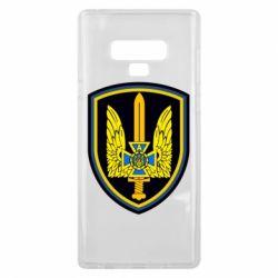 Чехол для Samsung Note 9 Логотип Азов
