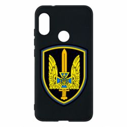Чохол для Mi A2 Lite Логотип Азов - FatLine