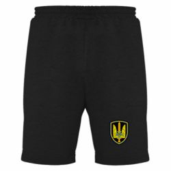 Мужские шорты Логотип Азов - FatLine