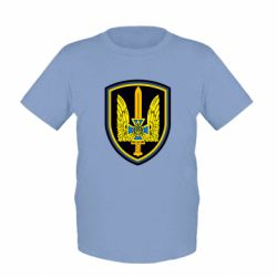 Детская футболка Логотип Азов