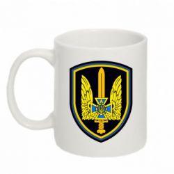 Кружка 320ml Логотип Азов - FatLine