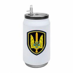 Термобанка 350ml Логотип Азов