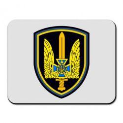 Коврик для мыши Логотип Азов - FatLine