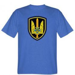 Мужская футболка Логотип Азов - FatLine