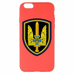 Чехол для iPhone 6 Plus/6S Plus Логотип Азов