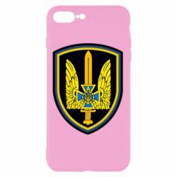 Чехол для iPhone 7 Plus Логотип Азов