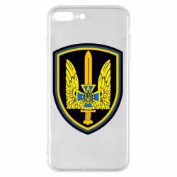 Чехол для iPhone 8 Plus Логотип Азов