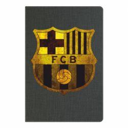 Блокнот А5 Логотип Барселони