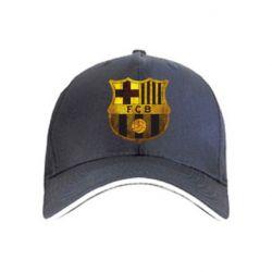 Кепка Логотип Барселоны - FatLine