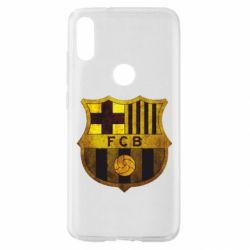 Чохол для Xiaomi Mi Play Логотип Барселони
