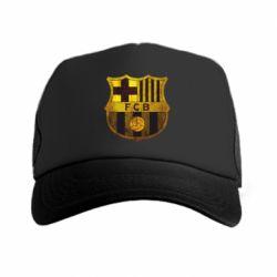 Кепка-тракер Логотип Барселоны - FatLine