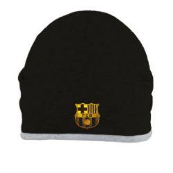 Шапка Логотип Барселоны - FatLine
