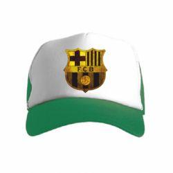 Дитяча кепка-тракер Логотип Барселони
